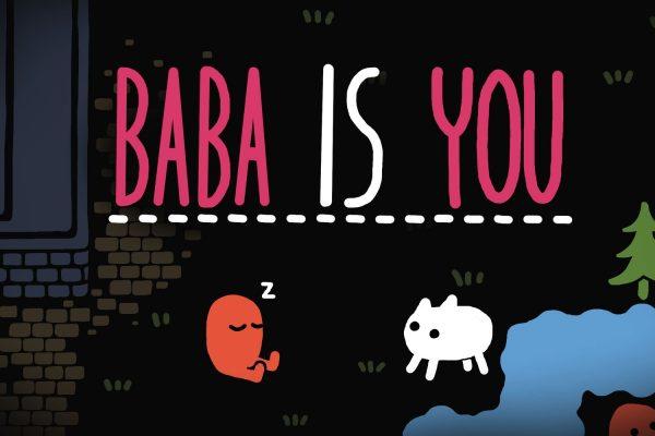 Baba Is You CBG Capa