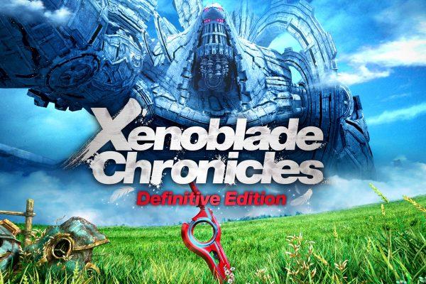 Xenoblade Chronicles Definitive Edition CBG Capa