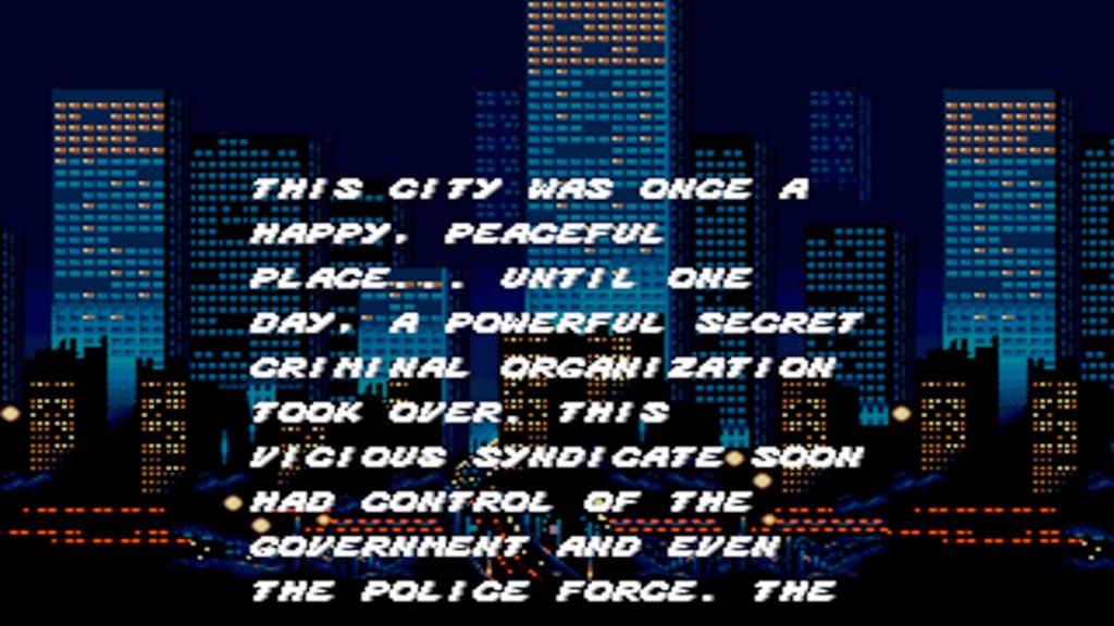 Streets of Rage 4 CBG 1