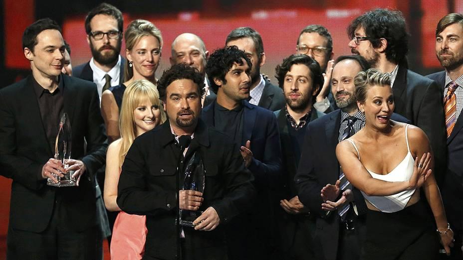 The Big Bang Theory Premiações
