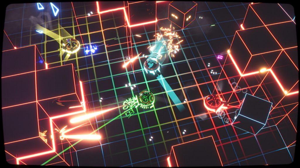 Retrograde Arena CBG Gameplay